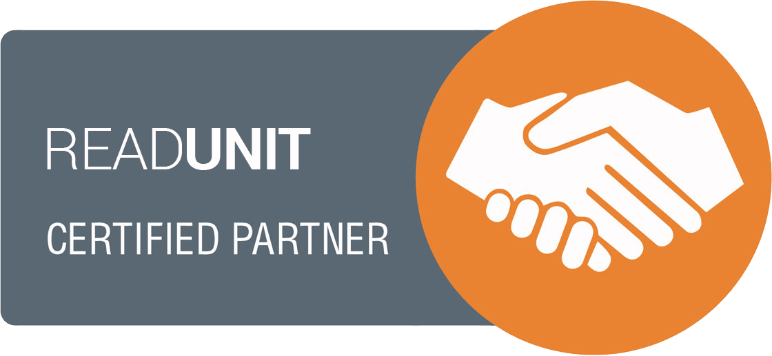 Readunit certified partner icon